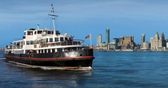 sconzani: England: Liverpool and the 'Ferry cross the Mersey'