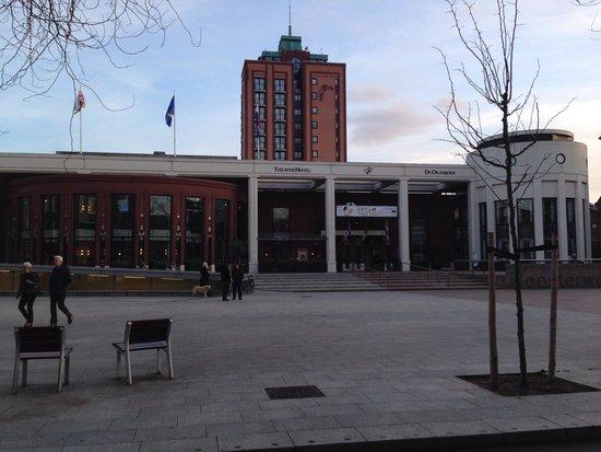Van der Valk Theaterhotel de Oranjerie: Exterieur