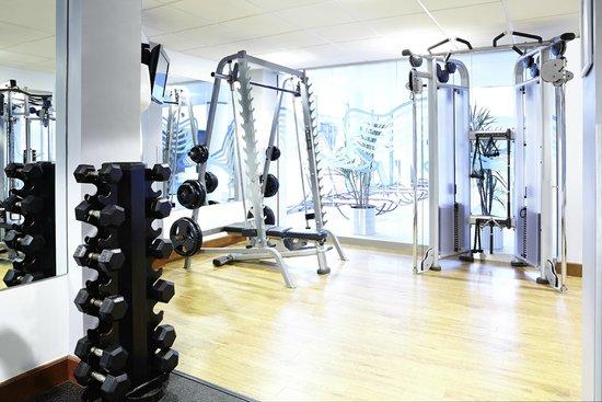 Novotel Cardiff Centre: Resistance Gym