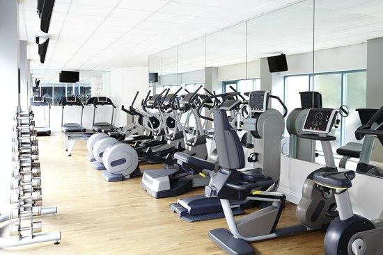 Novotel Cardiff Centre: Cardio Gym