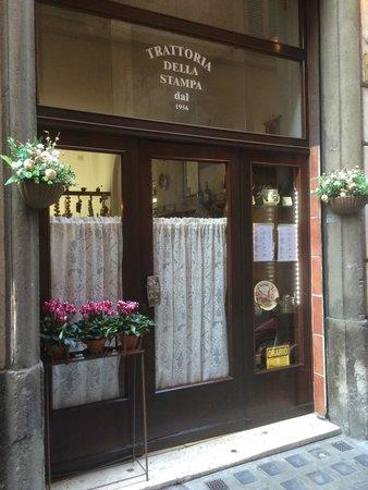 Trattoria della Stampa Roma