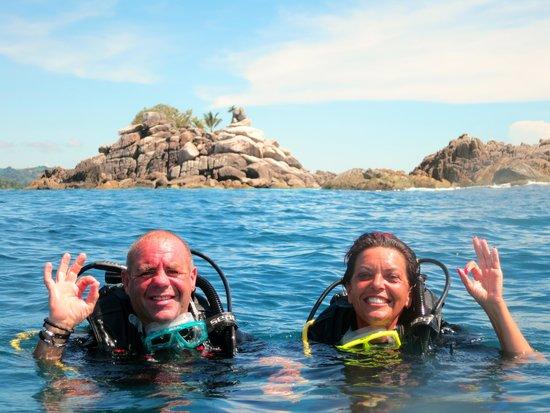 Bangtao Dive Center: Great dive...all ok!