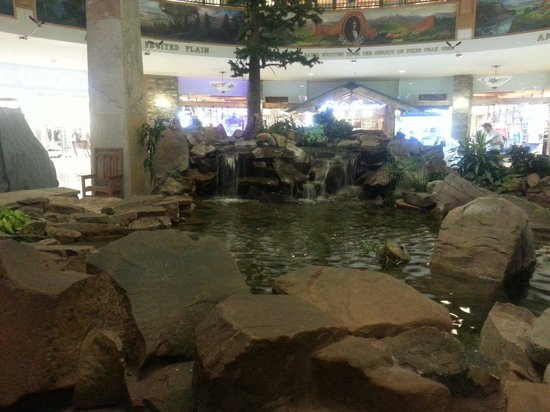 Park Meadows Mall Food Court