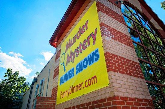 Vaudeville Cafe Murder Mystery Dinner Theater Chattanooga