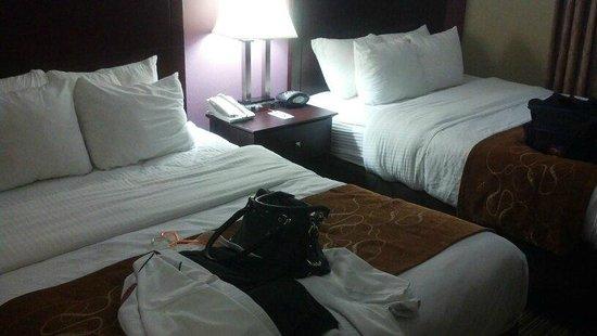Comfort Suites Sanford: Beds