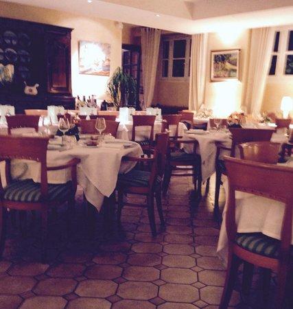 "Hotel restaurant Fabry : Salle des ""dégustations"""