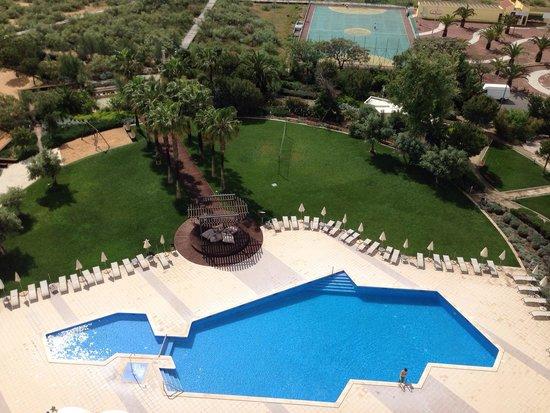 Eurotel Altura: Pool area