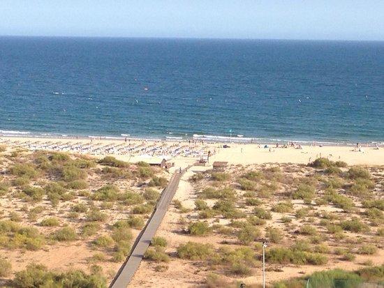 Eurotel Altura: Altura beach