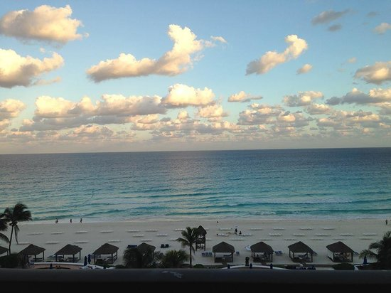 Beautiful View from our Room
