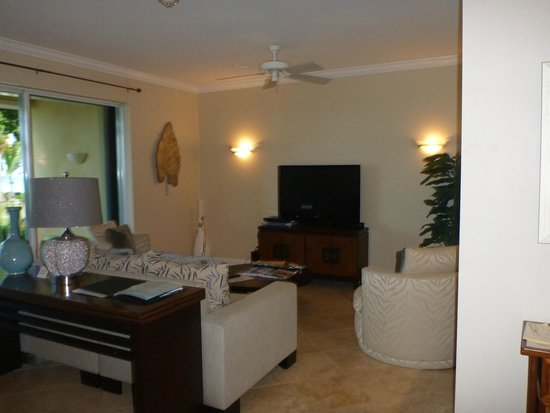 Villa Renaissance: Living Area