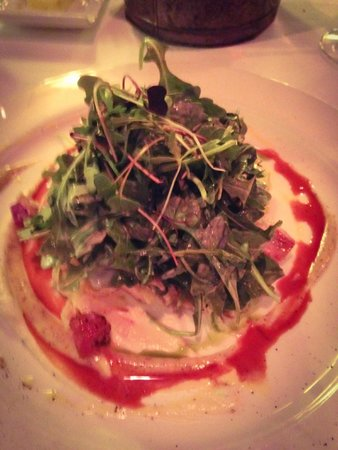 Second Empire Restaurant : Rabbit
