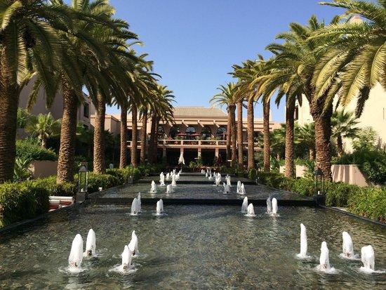 Four Seasons Resort Marrakech: Magnifique !!!!