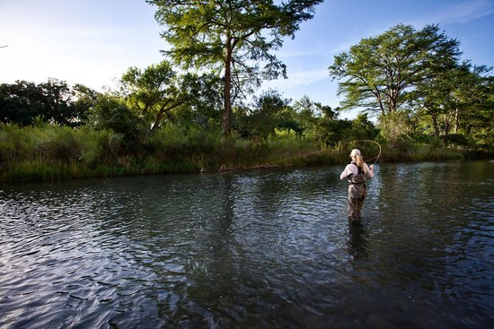New Braunfels, TX: Fly Fishing on the Guadalupe
