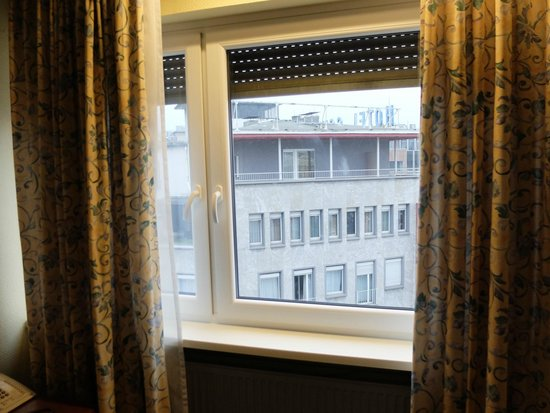Savoy Hotel Frankfurt: Fenster