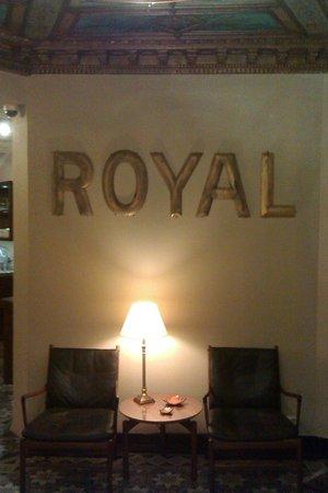 Hotel Royal Gothenburg : In the lobby