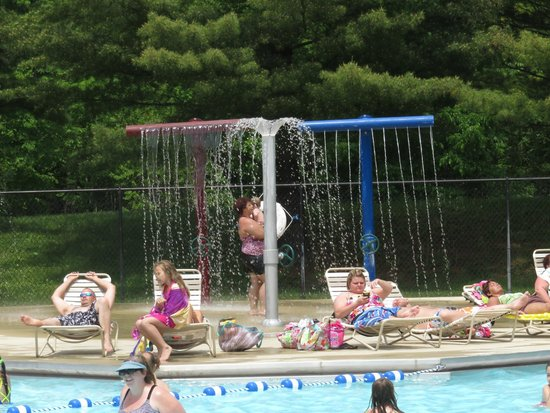 The Swimming Pool Costs 3 And Is Generally Open From Memorial Day To Labor Day Picture Of