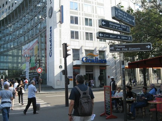 cocina picture of citadines place d 39 italie paris paris tripadvisor. Black Bedroom Furniture Sets. Home Design Ideas