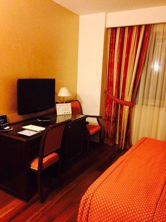 Hotel Calissano: Quarto