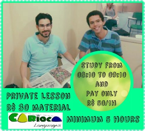 Carioca Languages Portuguese Classes for Foreigners
