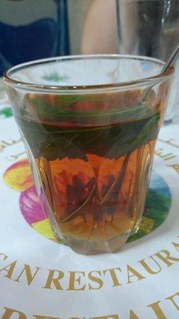 Lebanese Mill : Tea