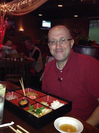 Menu for Umi Japanese Restaurant, Springfield, MO