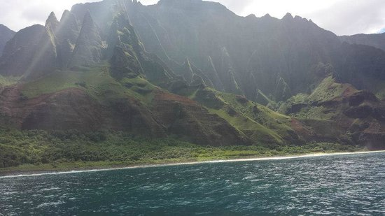 The Lucky Lady Picture Of Kauai Sea Tours Eleele