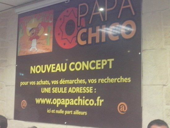 Fabregues, France : Panneau