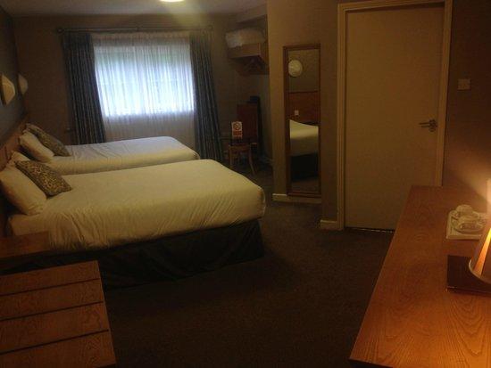 Commons Inn: bedroom
