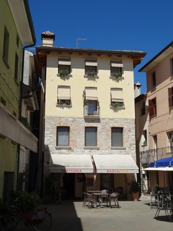 Marano Lagunare, Italia: Trattoria Barcaneta