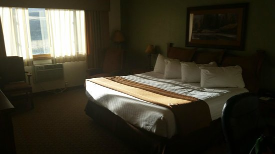 Best Western By Mammoth Hot Springs : Letto