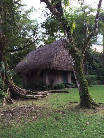 Chaab'il B'e Lodge & Casitas: One of the standalone huts