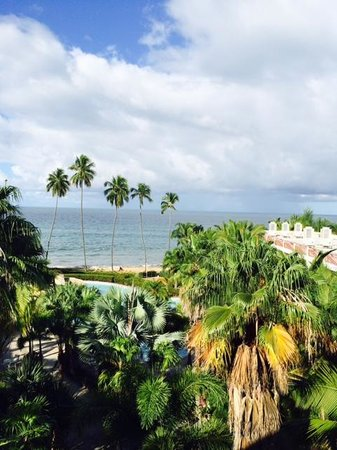 Rincon of the Seas Grand Caribbean Hotel: Beautiful view from the room