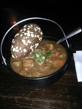 Blarney Stone Pub: Irish Stew for Lunch