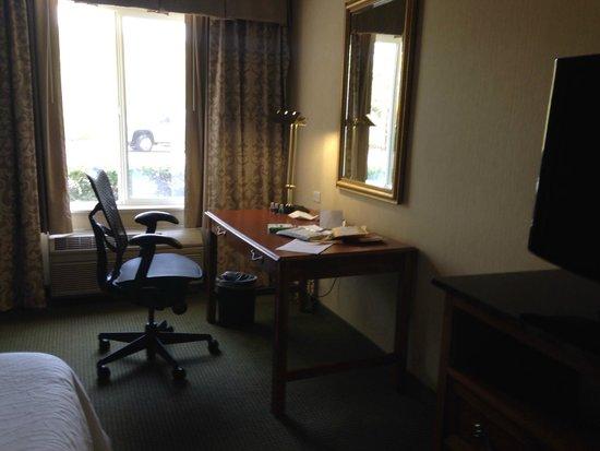 Hilton Garden Inn San Jose/Milpitas: Habitacion