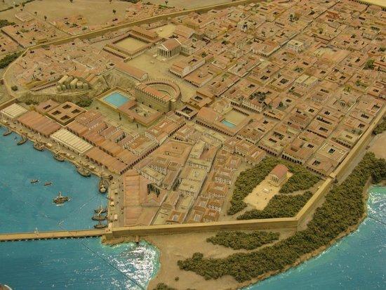 Model of Tarraco