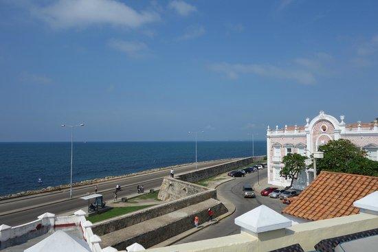 NH Collection Cartagena La Merced Royal: Vista suite D Jaime