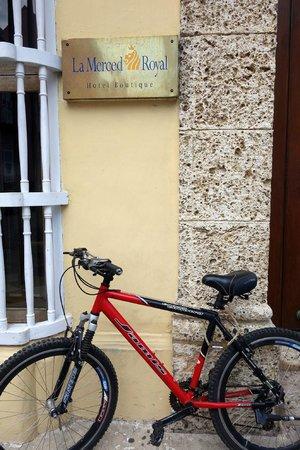 NH Collection Cartagena La Merced Royal: Bicicleta disponível p hóspedes