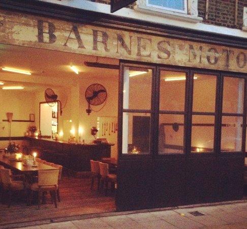 Photo of Modern European Restaurant Primeur at Barnes Motors 116 Petherton Road, London N5 2RT, United Kingdom