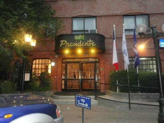 Presidente Hotel Santiago: Hotel
