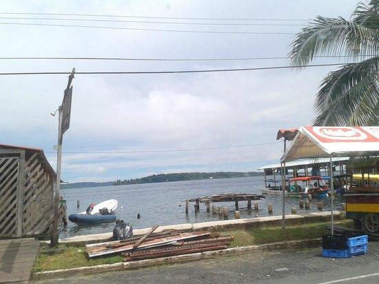 Panama's Paradise Saigoncito: playa