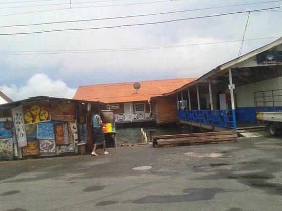 Panama's Paradise Saigoncito: barrio Sahigom