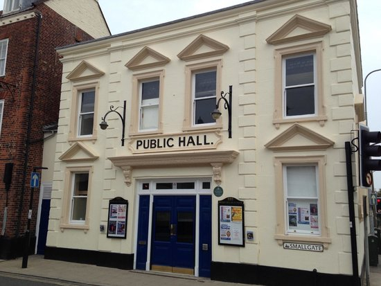 Beccles Public Hall & Theatre