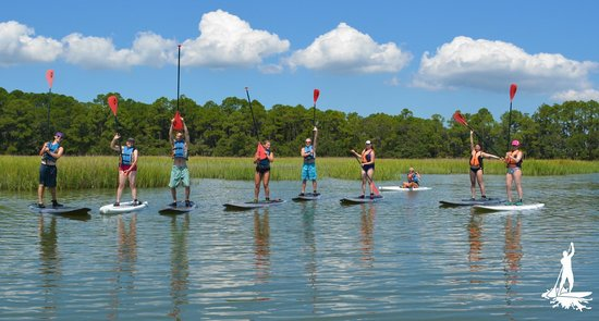 Nalu Paddle Boarding Fripp Island All You Need To Know