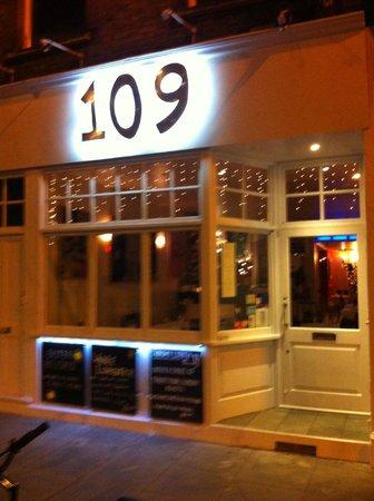 Restaurant 109