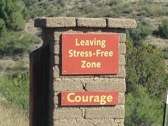 Casitas de Gila Guesthouses: Stress Free Zone