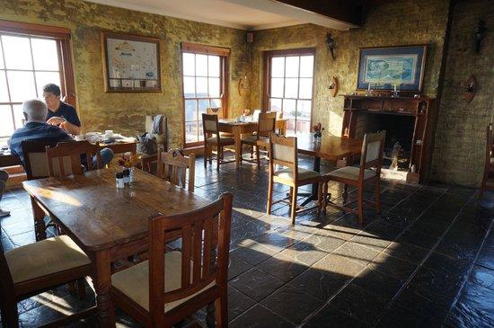 Agulhas Country Lodge : sala colazione