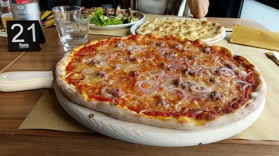 Itaste: Pizza LARGE