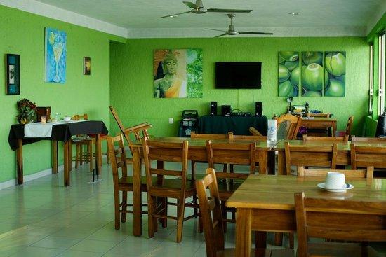 Hotel Villa de Pescadores: Villa de Pescadores - restaurant
