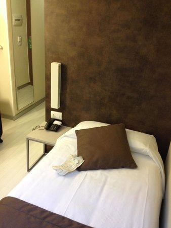 Hotel Aosta - Gruppo MiniHotel: Mi habitación