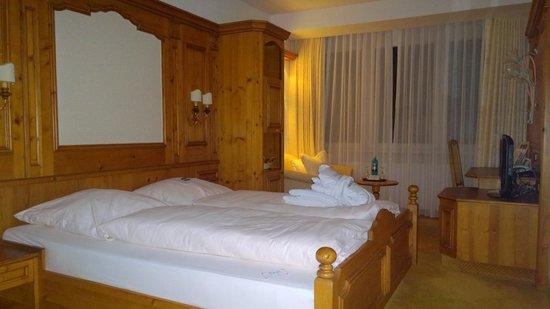 Vila Vita Burghotel Dinklage: Zimmer im EG